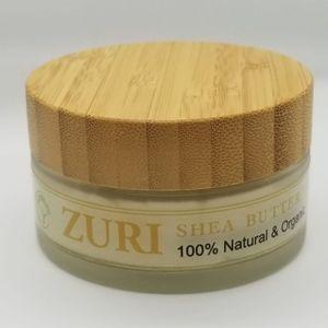 ZURI coconut oil, lavender/tea tree oil shea butte